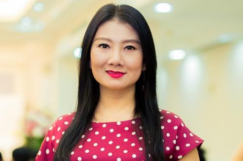 NSƯT Mỹ Uyên - tân giám đốc của nhà hát kịch 5B Võ Văn Tần.