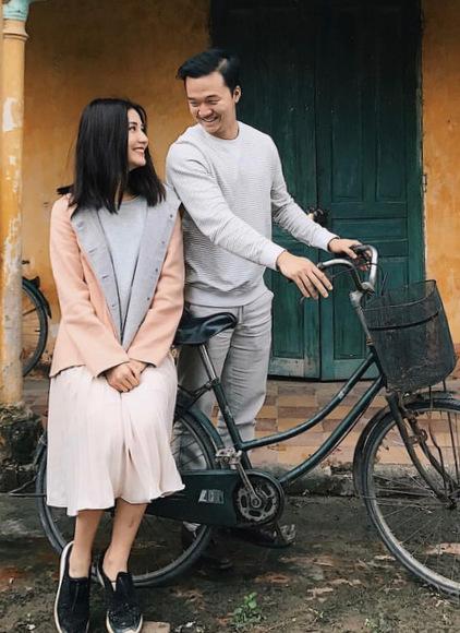 Diễm My 9x công khai bạn trai Việt kiều