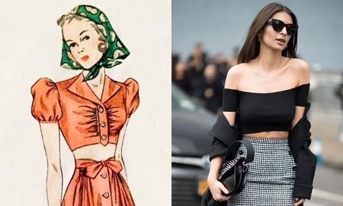 8 xu hướng vintage tiếp tục bám trụ trong năm 2018