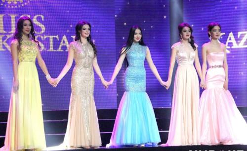 Chung kết Hoa hậu Kazakhstan 2018 diễn ra tối 31/4 tại thủ đô Asthana với sự tham gia của 29 thí sinh. Top 5 của cuộc thi là những cô gái ở độ tuổi từ 16 tới 19.