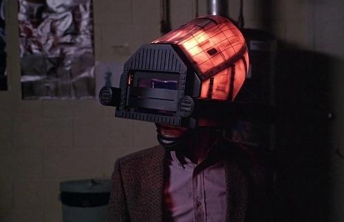 Cảnh thực tế ảo kỳ quái trong Videodrome.