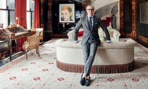 Penthouse 50 triệu USD của nhà thiết kế Tommy Hilfiger