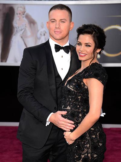 Năm 2012, Jenna Dewan mang thai con gái Everly. Con gái cặp sao chào đời tháng 5/2013.