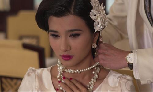 Ba Trang (Kim Tuyến) trong Mộng phù hoa.