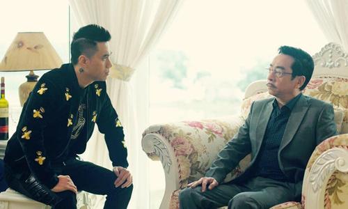 Diễn viên Việt Anh (trái), NSND Hoàng Dũng xác nhận tham gia Người phán xử phần mới.
