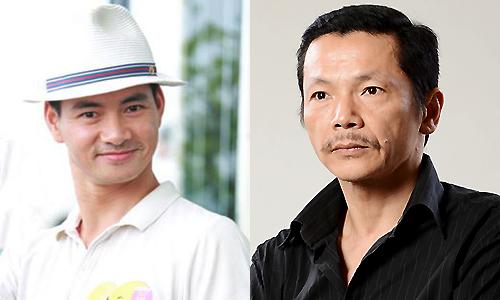 Xuân Bắc (trái) và Trung Anh là hai gương mặt quen thuộc trên sóng truyền hình.