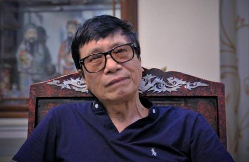 Họa sĩ Võ An Lai.