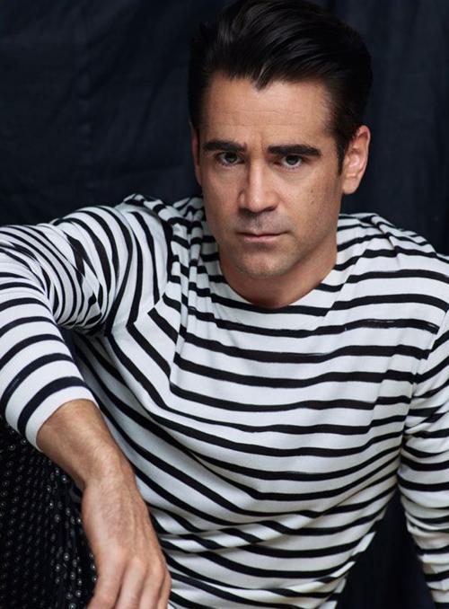 Colin Farrell nỗ lực tránh xa nghiện ngập