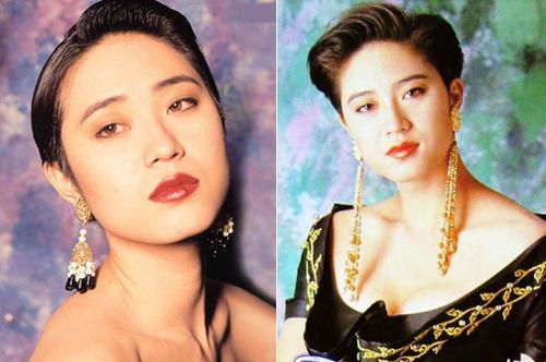 Vẻ đẹp thời trẻ của Trần Pháp Dung.