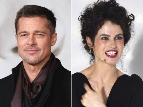 Brad Pitt bị đồn gắn bó với giáo sư kiến trúc Neri Oxman.