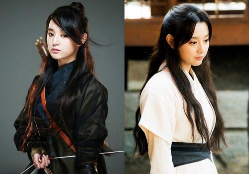 Tạo hình nổi bật của Kim Ji Won trên màn ảnh - 10