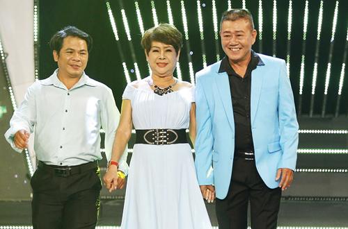 Gia đình Vũ Thanh.