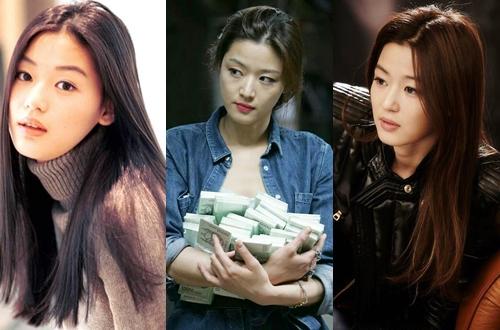Jeon Ji Hyun sinh năm 1981, làbiểu tượng nhan sắccủa điện ảnh Hàn. Cô khởi nghiệp người mẫu, diễn viên từ năm 1997 . Giai đoạn từ 1998 đến 2000, Jeon Ji Hyun chủ yếu đóng vai phụ. Cô được các đạo diễn đánh giá cao tinh thần làm việc, chịu khó học hỏi diễn xuất từ các diễn viên tiền bối. Người đẹp được trang Ystar ví với vẻ rực rỡ, đài các và gai góc của hoa hồng. Hoa cúc dại, Biệt đội siêu trộm (The Thieves), Vì sao đưa anh tới, Huyền thoại biển xanh. Theo Daum, cô được phóng viên quốc tế và các chuyên gia thời trang danh tiếng nhận xét có gu thời trang tinh tế, gương mặt cuốn hút và vốn tiếng Anh lưu loát.