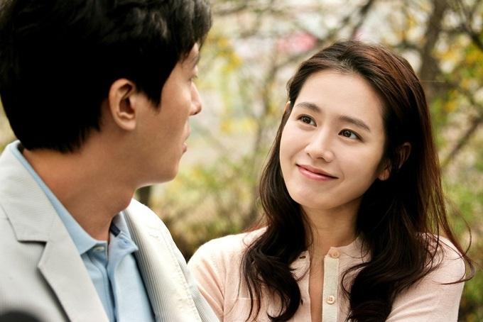 Vẻ quyến rũ trên màn ảnh của Son Ye Jin