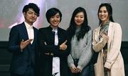 Phim tình cảm Việt ra mắt ở Nhật