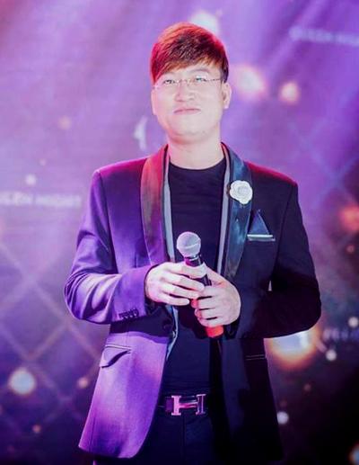 Nhạc sĩ Sỹ Luân.