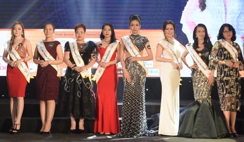 Cuộc thi Mrs Vietnam Global 2018 chấp nhận thí sinh