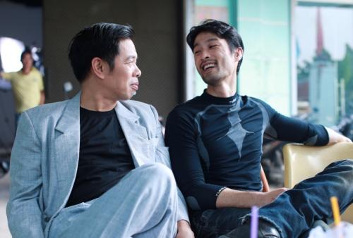 Năm 2016, anh tái ngộ Thái Hòa trongbộ phim Fan cuồng,tuy nhiên bộ phimnày không mang lại cho anh dấu ấn gì về mặt diễn xuất.