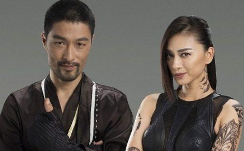 Năm 2017, diễn viên tái xuất trong một dự án đóng cặp cùng Ngô Thanh Vân. Ngoại hình của anh giàđi trông thấy.