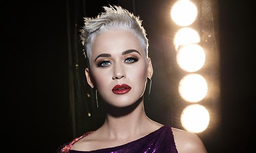 Ca sĩ Katy Perry.