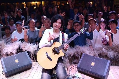Yuki Matsui truyền cảm hứng cho nhiều người chơi guitar ở châu Á.
