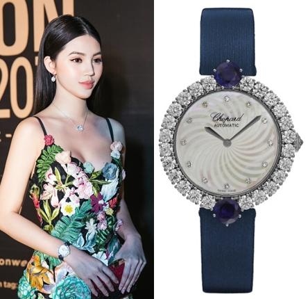 Những mẫu đồng hồ Chopard được sao Việt yêu thích  - 5