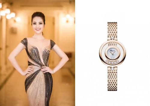 Những mẫu đồng hồ Chopard được sao Việt yêu thích  - 7