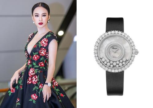 Những mẫu đồng hồ Chopard được sao Việt yêu thích  - 4