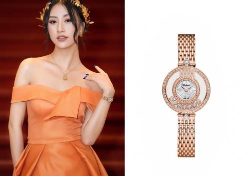 Những mẫu đồng hồ Chopard được sao Việt yêu thích  - 3