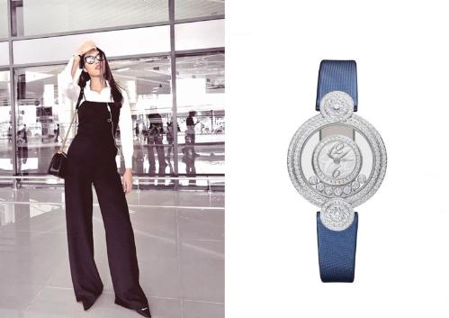 Những mẫu đồng hồ Chopard được sao Việt yêu thích  - 2