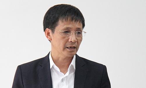 Cục trưởng Cục bản quyền tác giả Việt Nam - ông Bùi Nguyên Hùng.