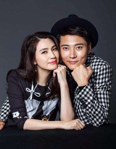 Vợ chồng Hồng Hân, Trương Đan Phong.