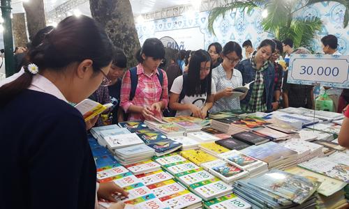Nhiều hoạt động tôn vinh văn hóa đọc nhân Ngày sách Việt Nam