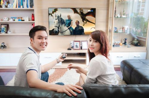 Các kênh truyền hình quốc tế được chiếu HD miễn phí