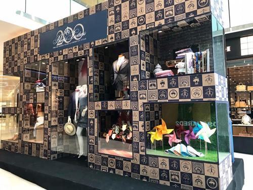 Mừng sinh nhật lần thứ 200, từ ngày 26/3 đến 31/4, Brooks Brothers Việt Nam sẽ tổ chức một khu triển lãm trưng bày trước cửa hàng Brooks Brothers tại trung tâm thương mại Saigon Centre, TP HCM.
