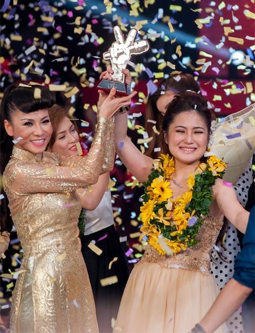 Ngày ấy - bây giờ của các quán quân Giọng hát Việt