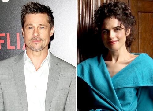 Brad Pitt và Neri Oxman được cho là hẹn hò nhiều tháng.