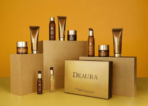Trọn bộ 10 sản phẩm mỹ phẩm cao cấp của Deaura Dor Mystere.