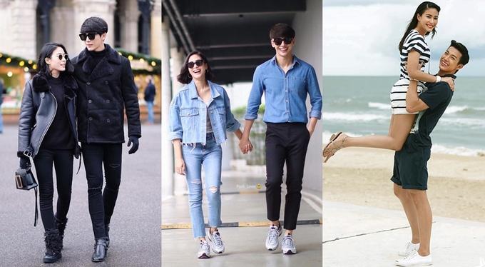 Chuyện tình của 'Hoàng tử trong mơ' Thái Lan và bạn gái hơn tuổi
