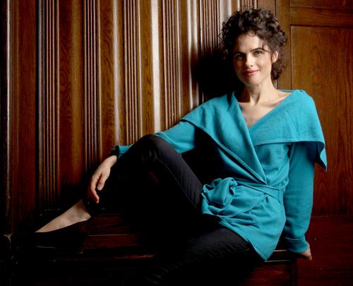 Neri Oxman, nữ giáo sư người Israel.