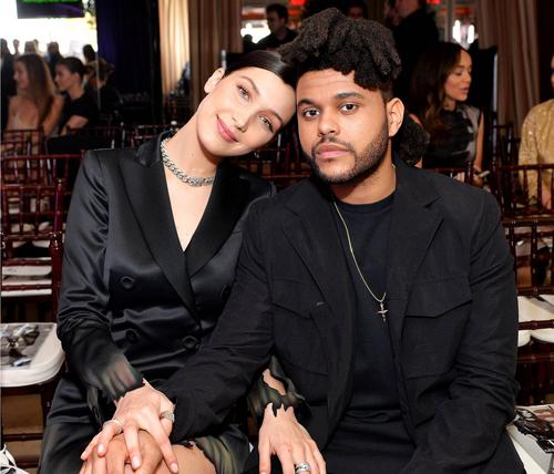 The Weeknd và Bella Hadid chia tay từ cuối năm 2016.