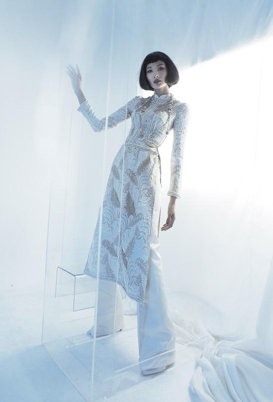 Công Trí ra mắt bộ sưu tập lấy cảm hứng từ Coco Chanel