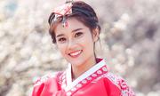 Hoàng Yến Chibi dạo chơi ở Seoul
