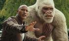 'Siêu thú cuồng nộ' khẳng định vị thế sao phim hè của The Rock
