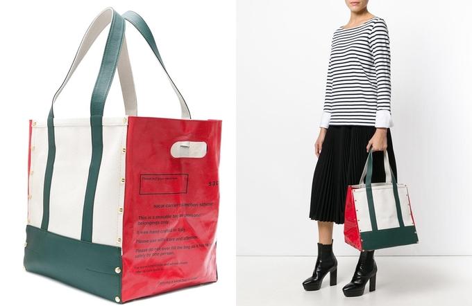 'Túi đi chợ' giá hàng trăm, hàng nghìn USD