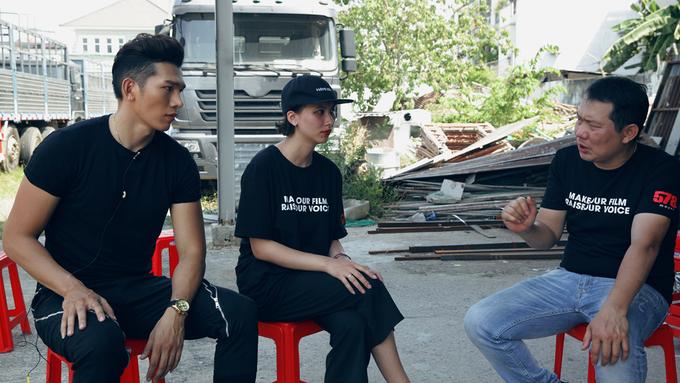 H'hen Niê casting phim của Lương Đình Dũng