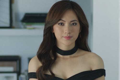 Tạo hình Đào Phương Anh trong phim.