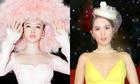 Ngọc Trinh, Angela Phương Trinh mặc hở ngực đi xem thời trang