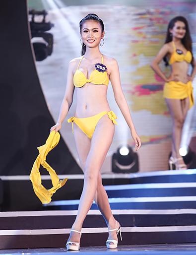 Người đẹp 19 tuổi đăng quang Hoa hậu Biển Việt Nam toàn cầu