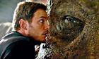 Trailer có cảnh Chris Pratt suýt bị khủng long giết hot trong tuần
